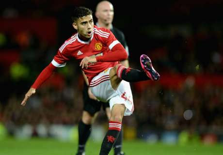 I can be important for Man Utd - Pereira