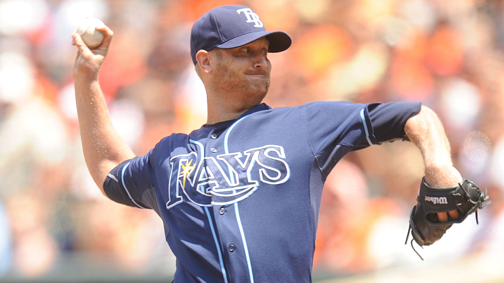 Report: Partial elbow tear puts Rays pitcher Alex Cobb's season in doubt
