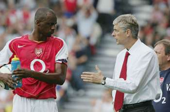 Vieira wanted Gunners coaching opportunity