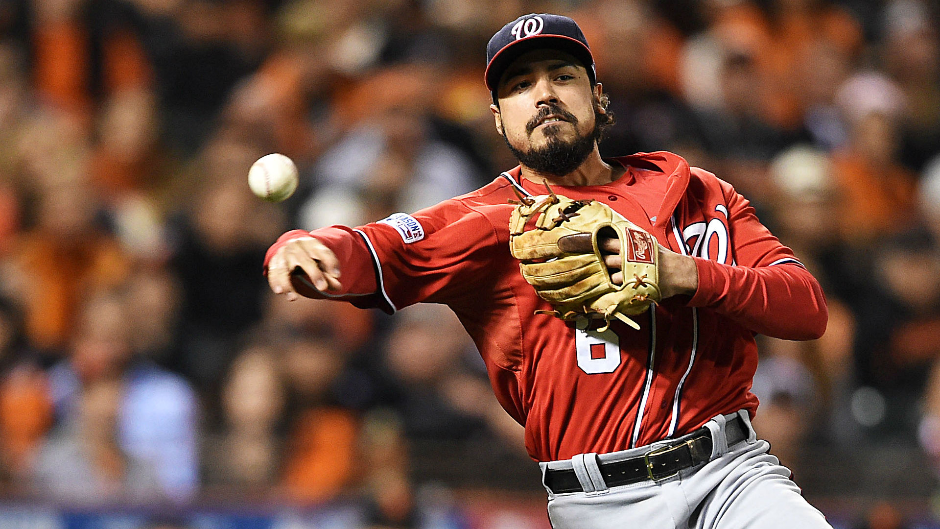 Nationals shut down Anthony Rendon indefinitely with strained oblique