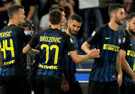 FT: Lazio 1-3 Inter Milan