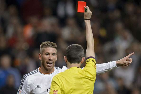 Did the referee wreck the Clasico?