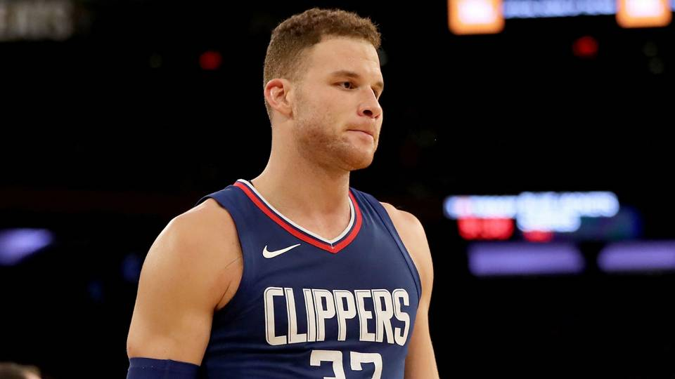 Blake Griffin injury update: Clippers forward suffers scary concussion | NBA | Sporting News
