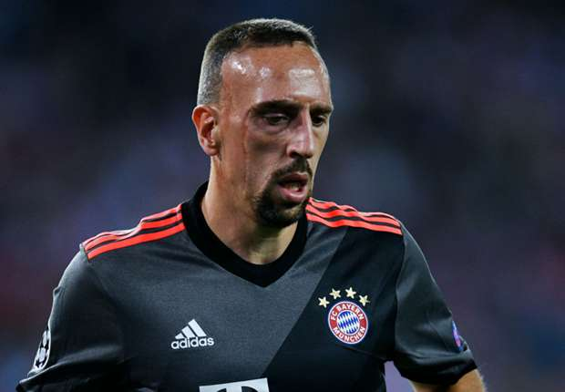 Bayern reject claims Ribery has signed a new contract