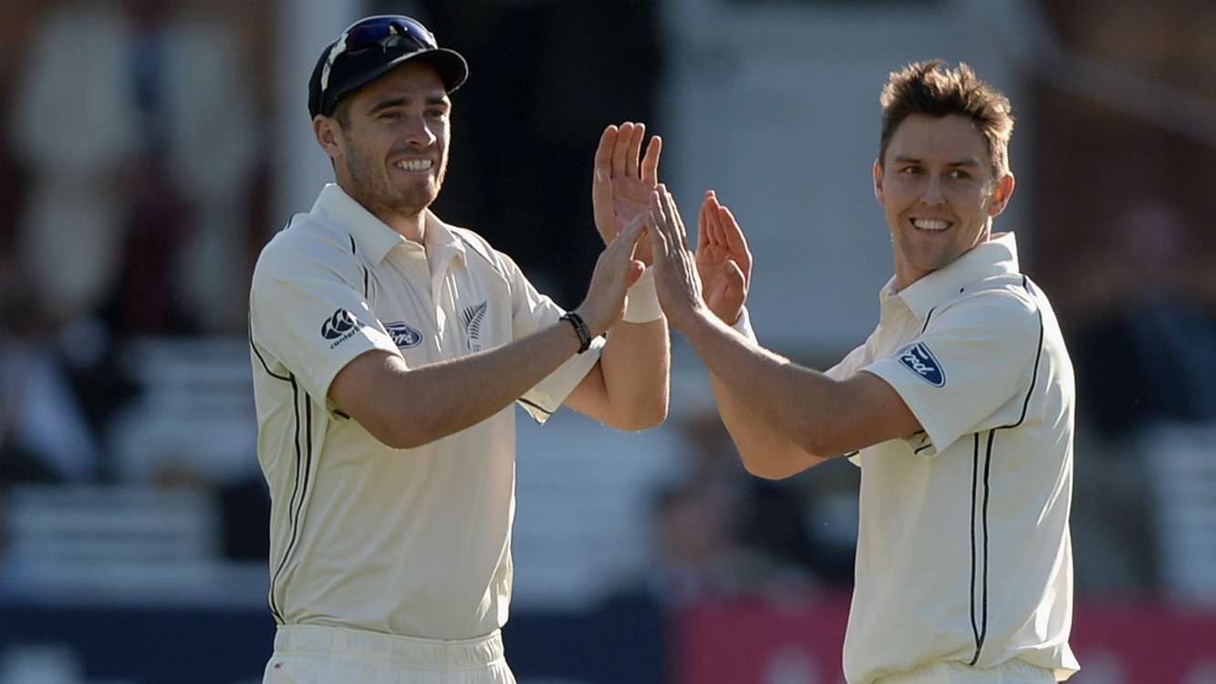 Williamson confident in Boult and Southee