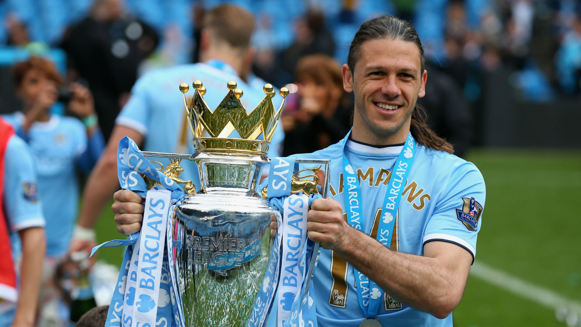 Former Man City player Martin Demichelis announces retirement