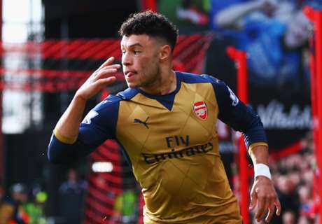 Wenger expects more Ox goals