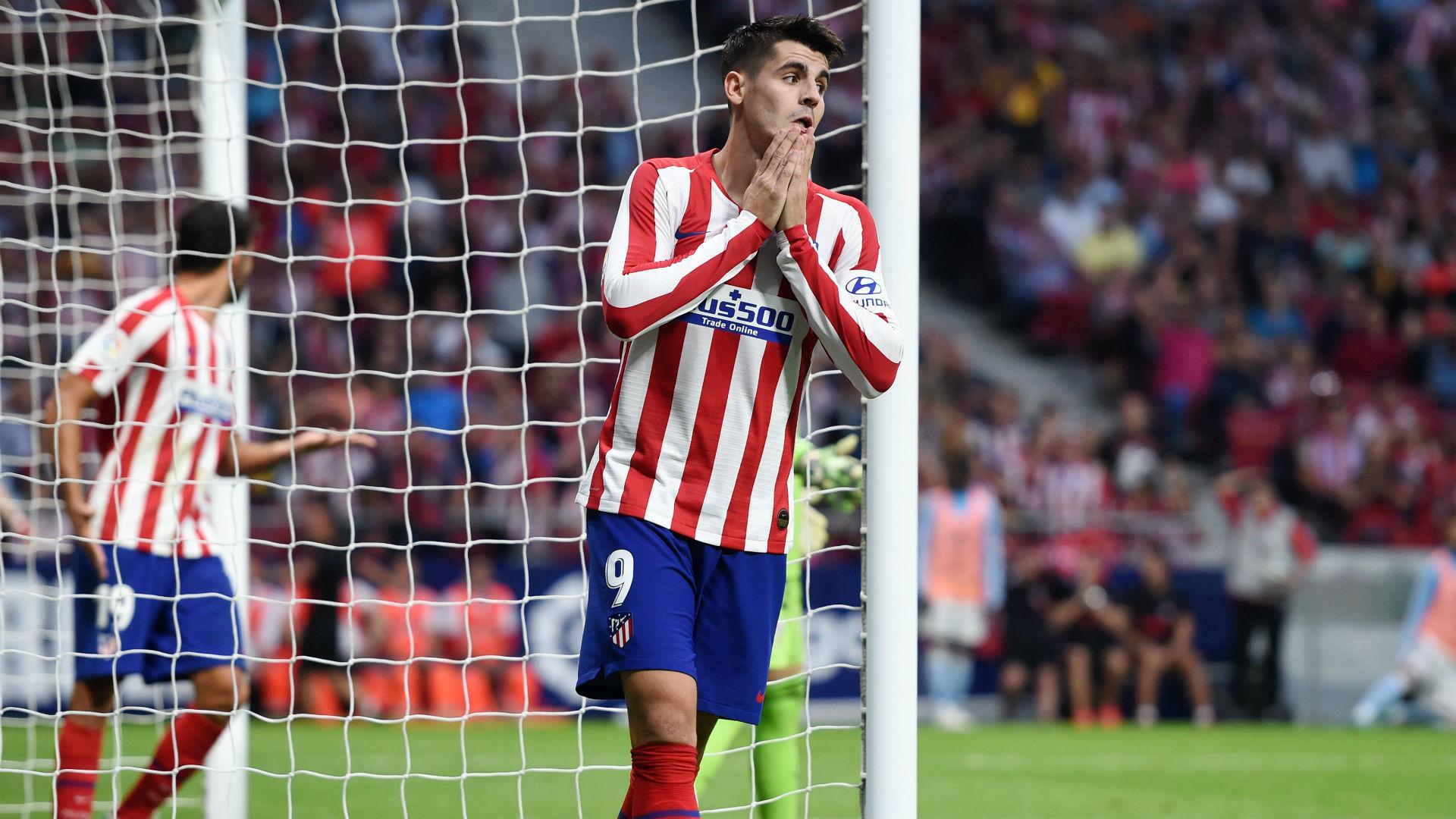 Atletico Madrid 0 Celta Vigo 0: Simeone's side draw a blank against brilliant Blanco