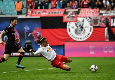 Report: RB Leipzig 1 Leverkusen 0