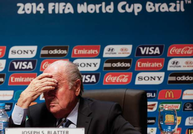 World Cup is a timely distraction for scandal-hit Fifa and Sepp Blatter