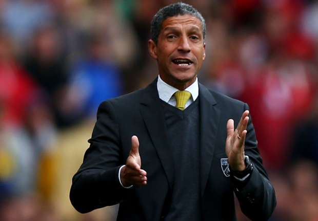 Norwich must improve on the road - Hughton