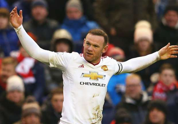 Beating Henry's record can't compare to scoring at Anfield, says Rooney