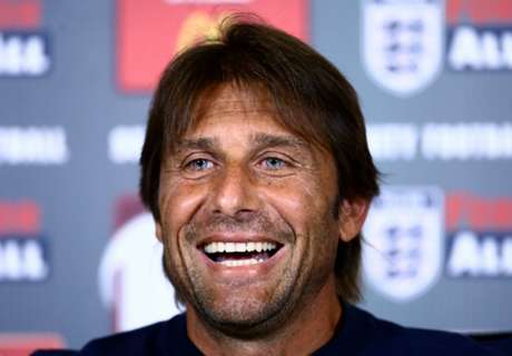 Conte laughs off 'funny' Costa complaints