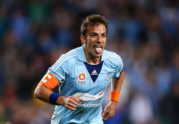 Del Piero wanted by several teams, says agent