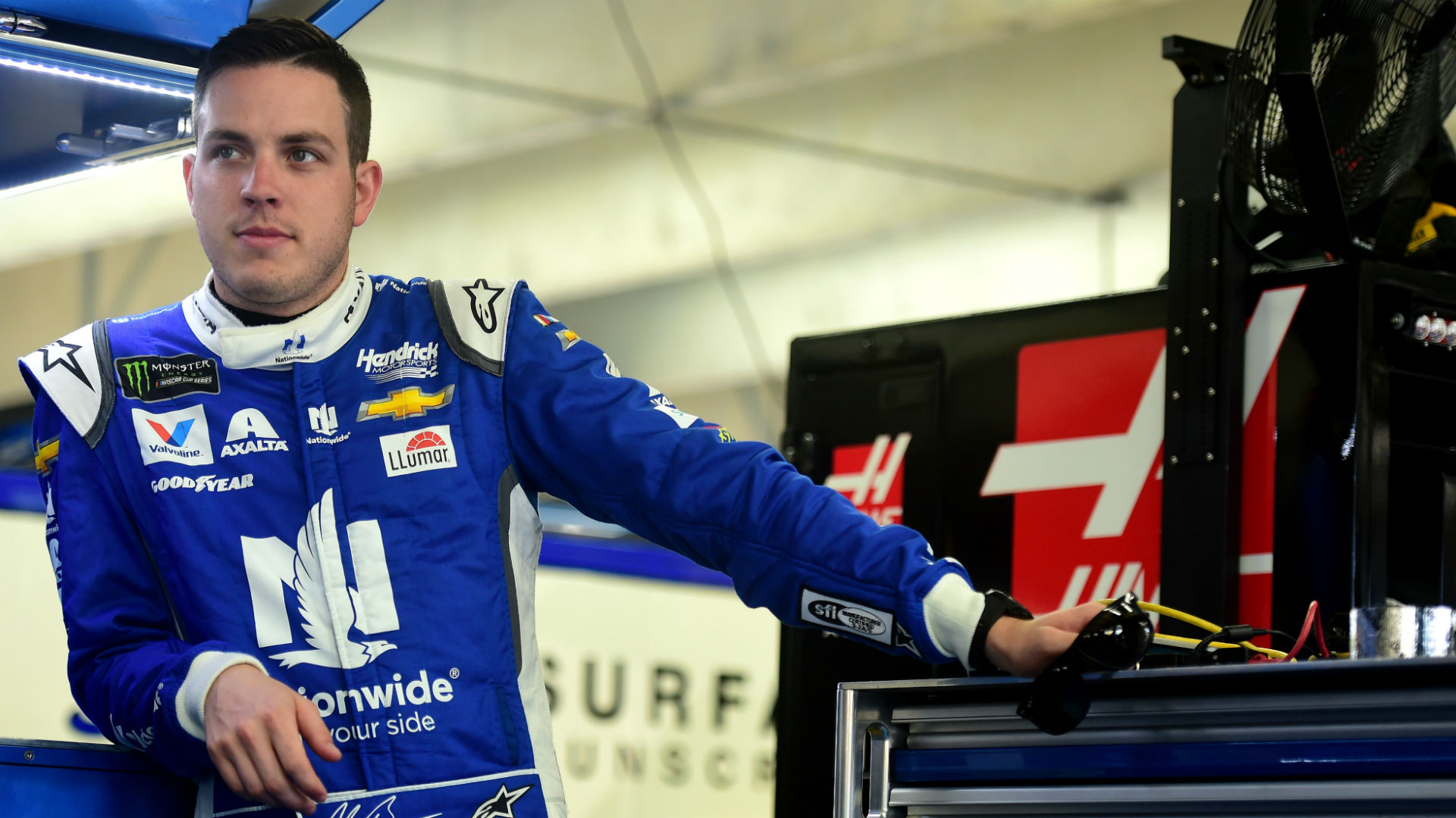 Alex Bowman sounds off on Joey Logano: 'He'll get his for sure'