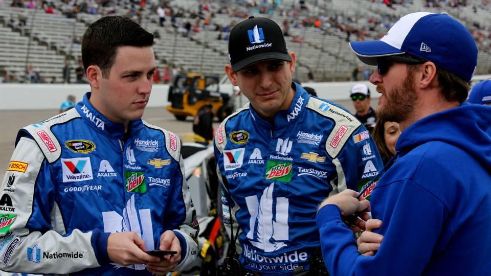 Dale Earnhardt Jr. endorses Alex Bowman as his replacement | NASCAR | Sporting News
