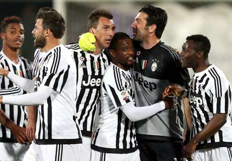 Juventus crowned Serie A champion