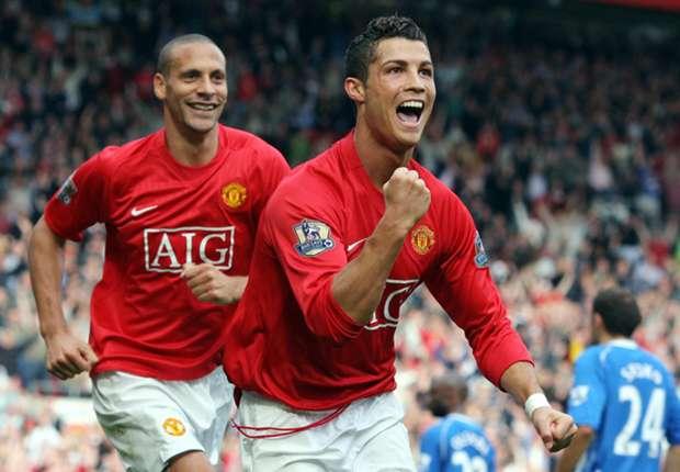 Für Rio Ferdinand war Cristiano Ronaldo 2013 der Beste