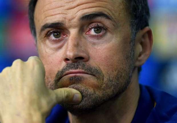 Barca yet to reach top form - Luis Enrique