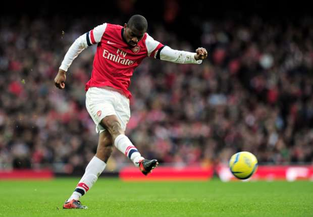 Diaby: Injury nightmare made me consider retirement