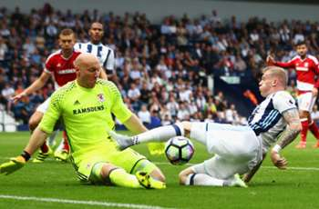 Player Ratings: West Brom 0-0 Middlesbrough