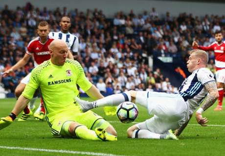 Few impress in dull WBA-Boro affair