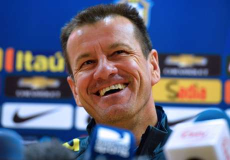 Dunga unfazed by pressure