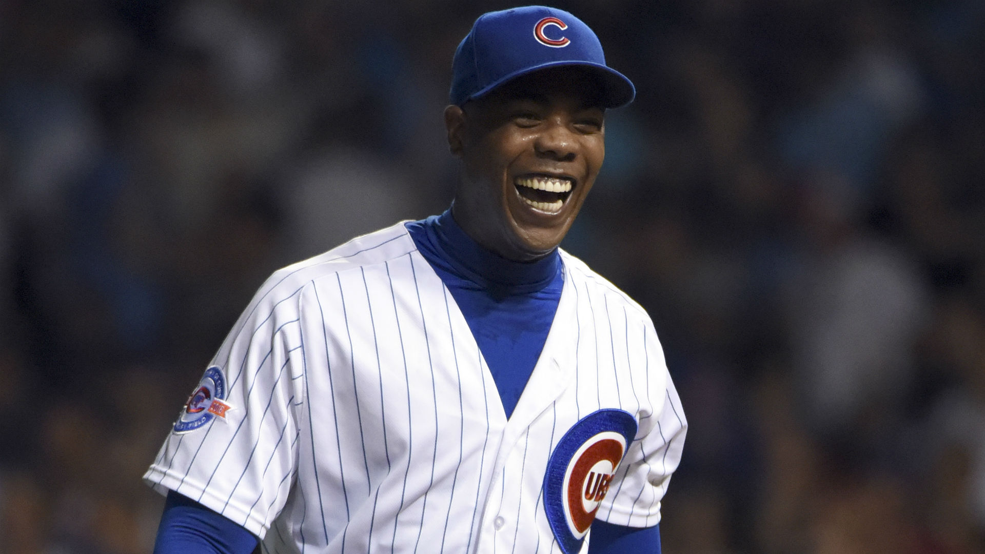 Cubs' soundtrack for Aroldis Chapman is sick or very dumb