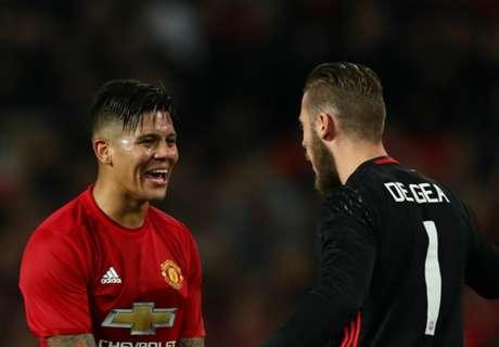 Mourinho: Rojo was phenomenal