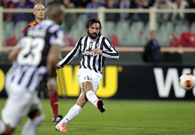 Pogba: Pirlo has a golden foot