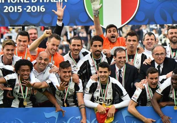 Juventus Scudetto 2016