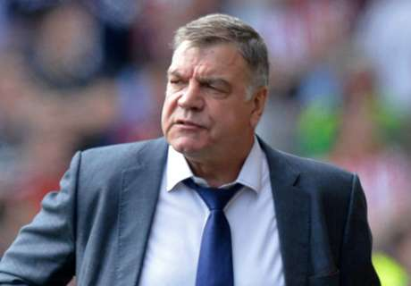 Allardyce beaming at England job