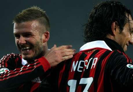 Nesta: Becks franchise welcome in MLS