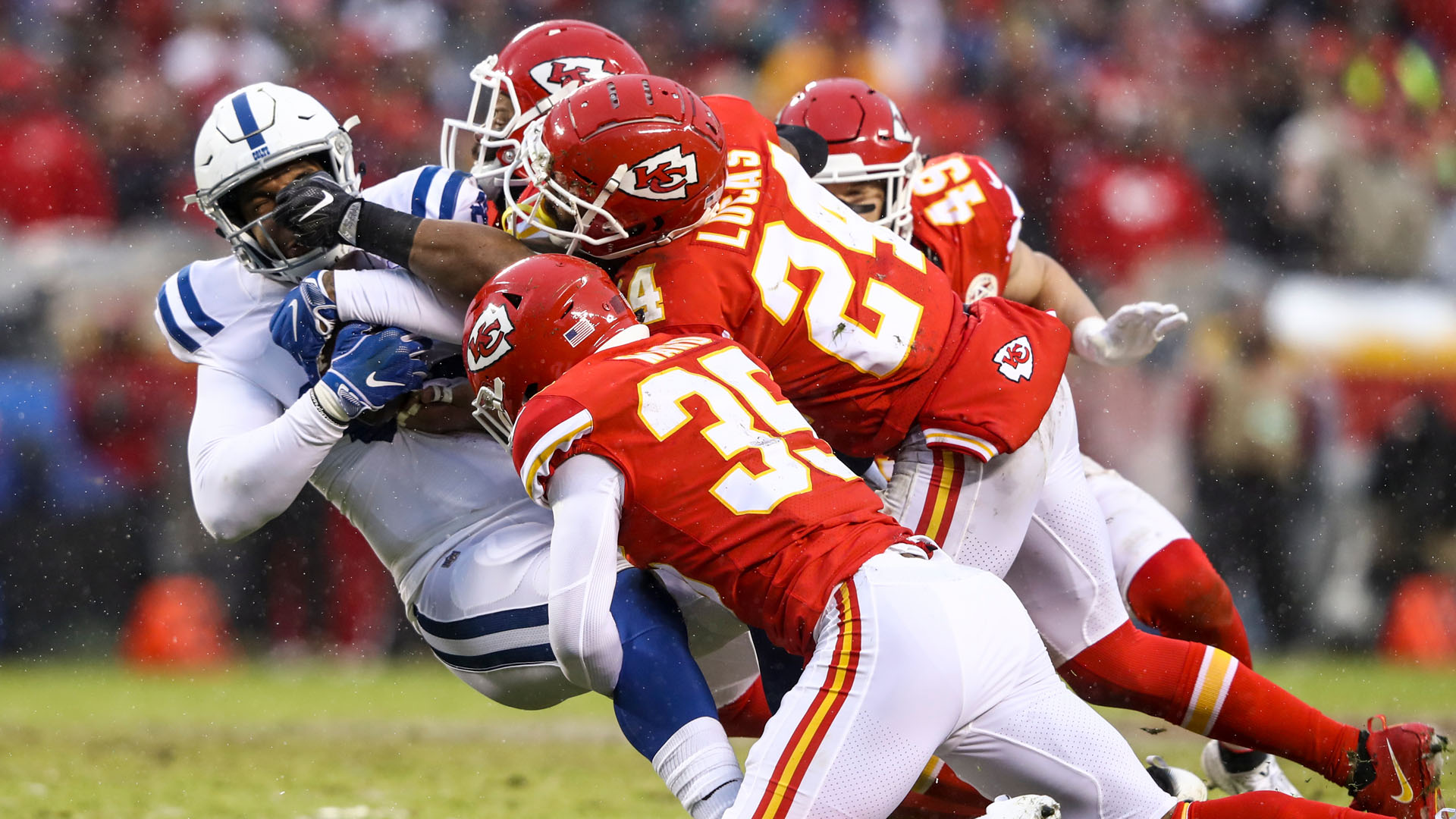 NFL playoffs 2019: Three takeaways from Chiefs' win over the Colts