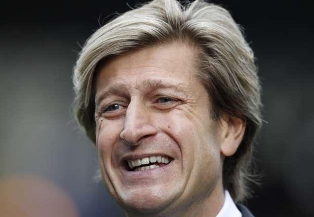 Parish hopes to name new Crystal Palace manager on Monday