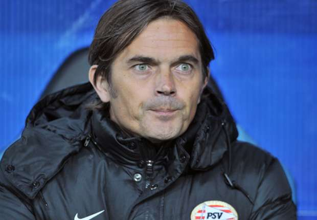 Cocu happy to take Hiddink advice