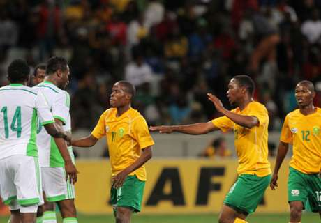 Preview: South Africa - Nigeria
