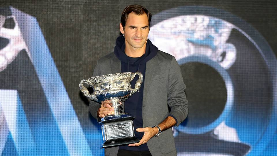 Australian Open 2019 Men S Draw Roger Federer Begins Threepeat