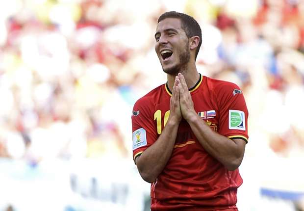 I'm ready to emulate Messi, Neymar & James – Hazard