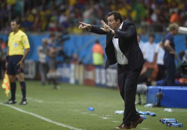 Wilmots questions 'unbalanced' Argentina