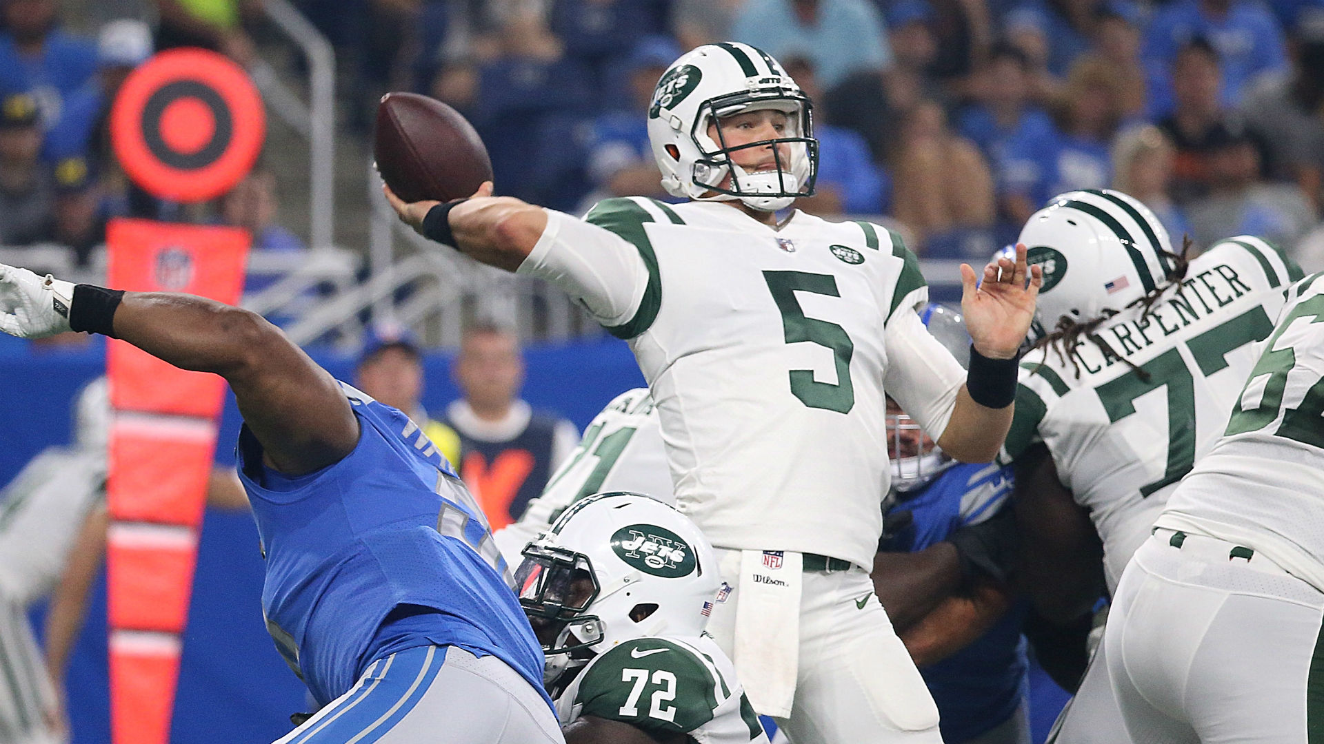 NFL free agency news: Eagles sign former Jets quarterback Christian Hackenberg