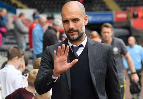 Pep: Man City will get much better