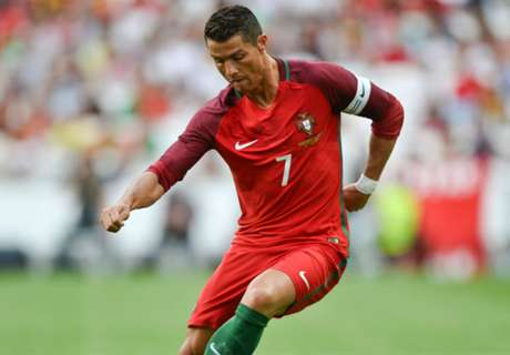 Ronaldo remains calm after victory