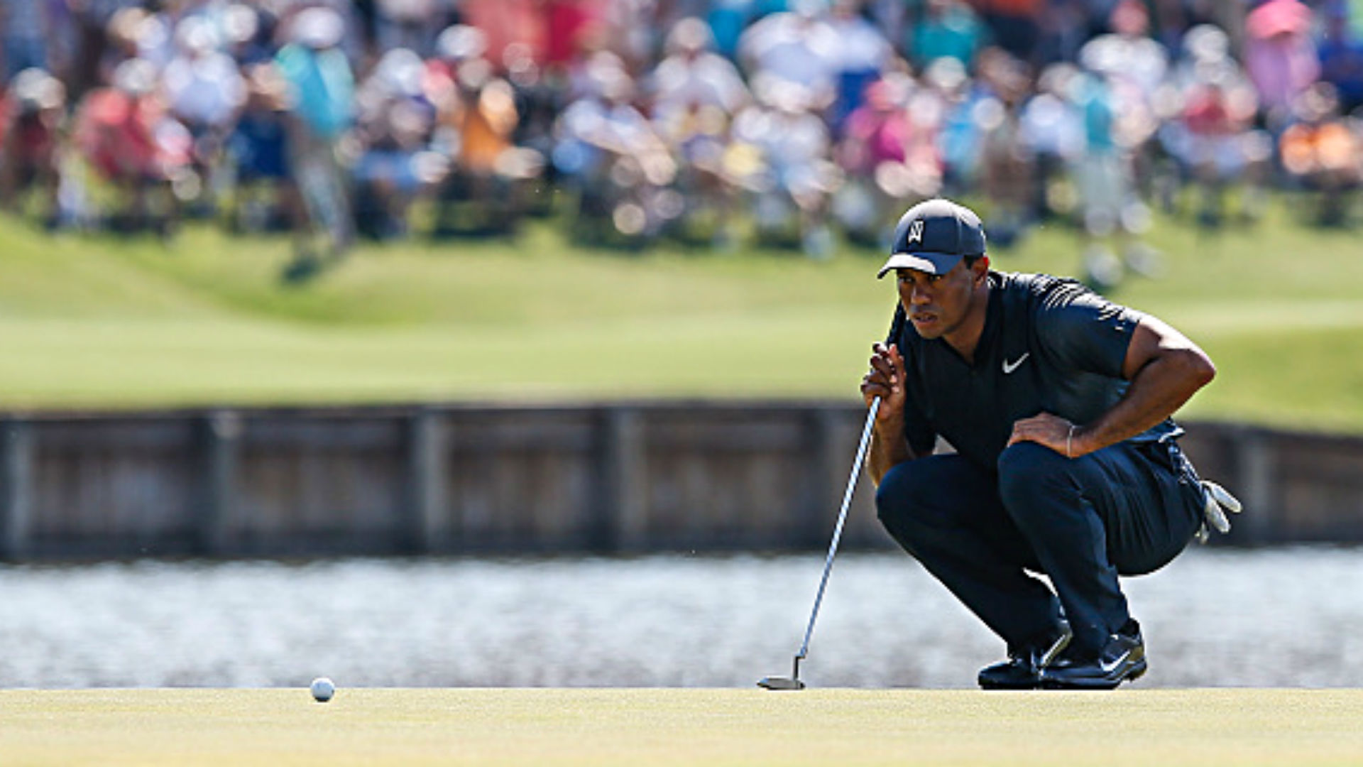 The Players Championship 2018: Tiger Woods charges up third-round leaderboard with 65