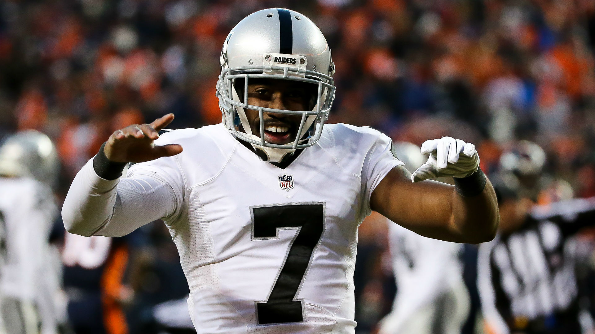 Raiders' Bruce Irvin stokes Marquette King feud with veiled threat