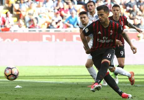 Report: AC Milan 1 Empoli 2