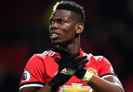 Mourinho: Man Utd becoming Pogba's team