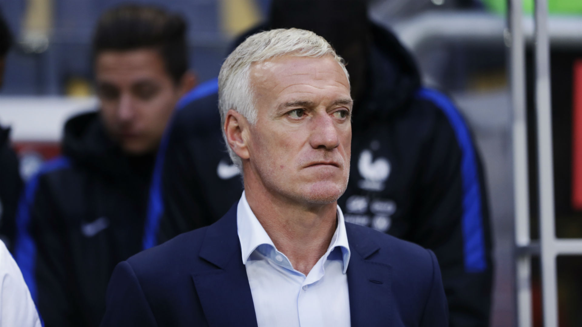 Deschamps praises France response to'disaster scenario