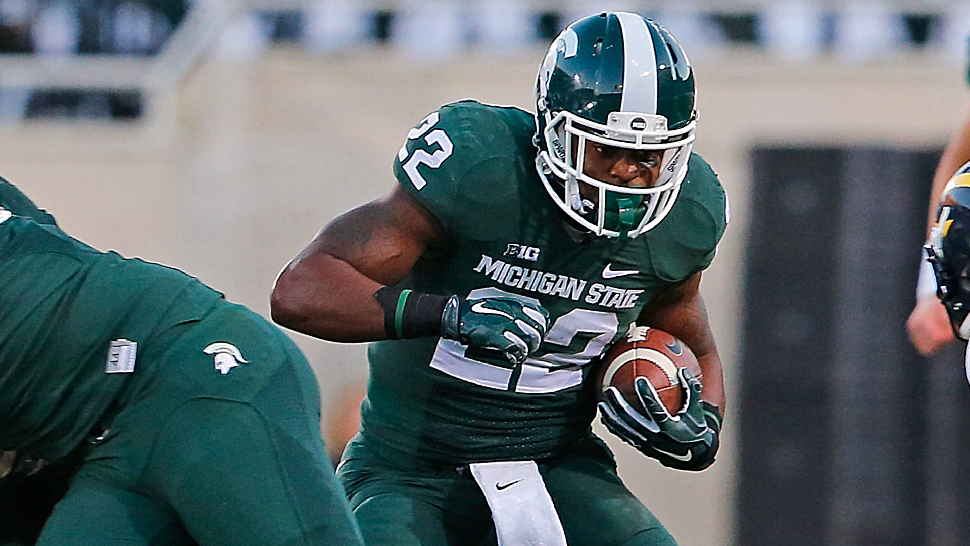 Michigan State RB Delton Williams reinstated after spring gun incident