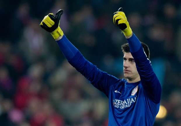 Mourinho not concerned about Courtois interest